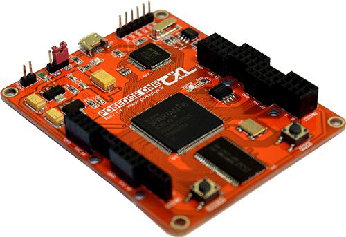 برد آموزشی و توسعه ای FPGA پازج یک