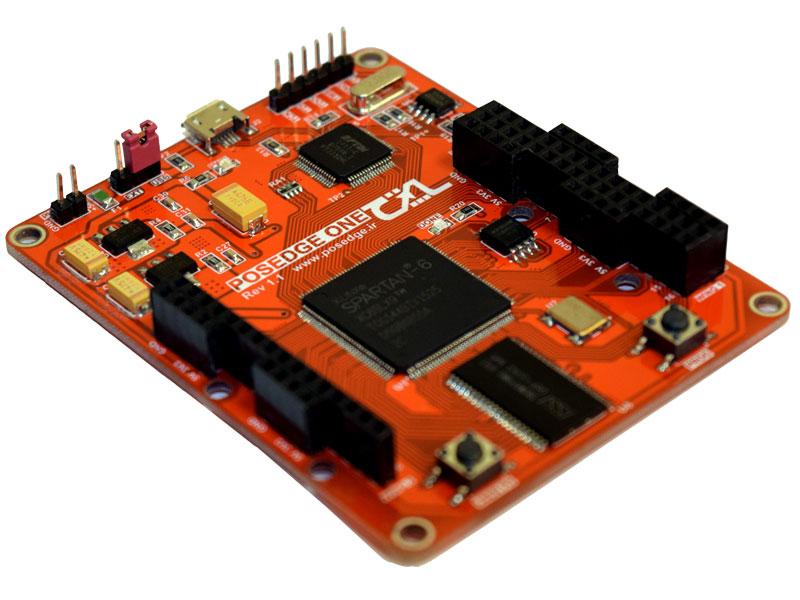 برد آموزشی FPGA پازج یک