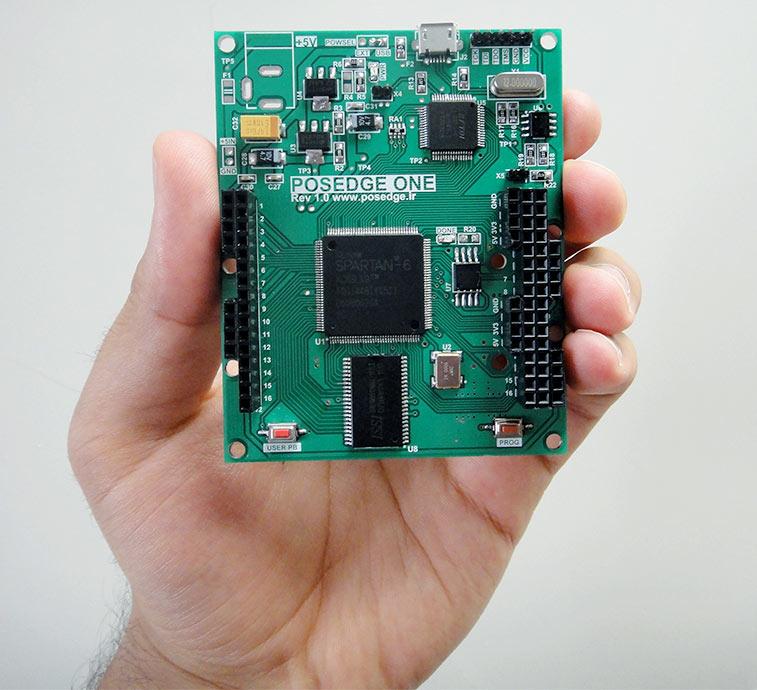 posedge-FPGA-Board-4