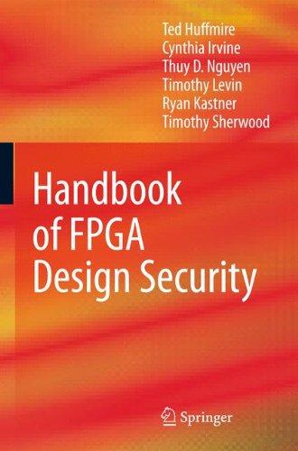 دانلود کتاب Handbook of FPGA Design Security
