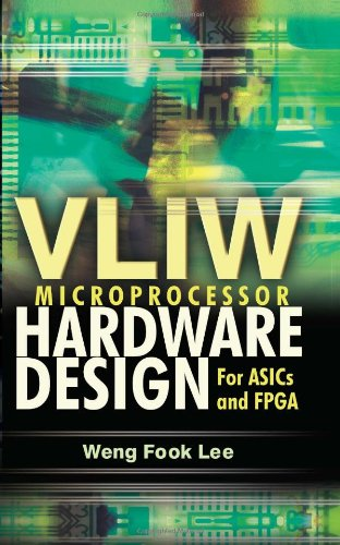 دانلود کتاب VLIW Microprocessor Hardware Design: On ASIC and FPGA