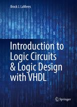 دانلود کتاب Introduction to Logic Circuits Logic Design with VHDL