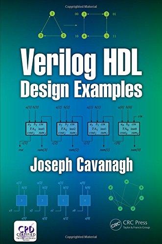 دانلود کتاب Verilog HDL Design Examples