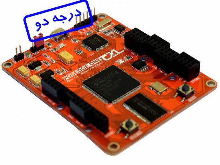 برد قدیمی FPGA پازج