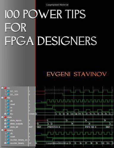 دانلود کتاب ۱۰۰ Power Tips for FPGA Designers