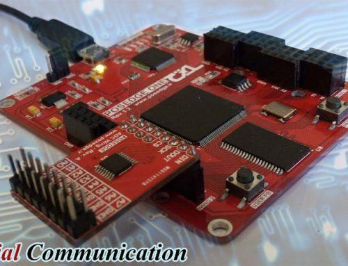 آموزش ارسال داده های ADC بصورت سریال به PC توسط FPGA