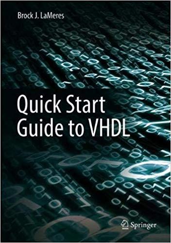 دانلود کتاب Quick Start Guide to VHDL